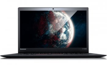"Ноутбук Lenovo ThinkPad X1 Carbon Core i5 5200U/8Gb/SSD256Gb/Intel HD Graphics 5500/14""/Touch/WQHD (2560x1440)/3G/Windows 8.1 64/black/WiFi/BT/Cam"