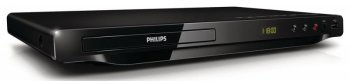 Плеер DVD Philips DVP3680K/51 черный