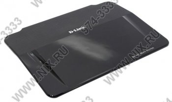 Маршрутизатор D-Link <DIR-857> Dualband HD Media Router 3000 (802.11a/b/g/n, 4UTP 10/100/1000Mbps, 1WAN, USB3.0, SD, 450Mbps)