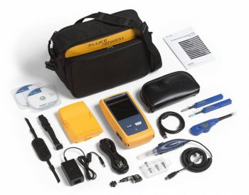 Тестер LAN Fluke FI-7000-MPO INTL FiberInspector Pro w/MPO and cleaning