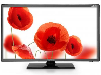 "Телевизор-LCD Telefunken 18.5"" TF-LED19S28 ""R"" черный/HD READY/50Hz/USB (RUS)"
