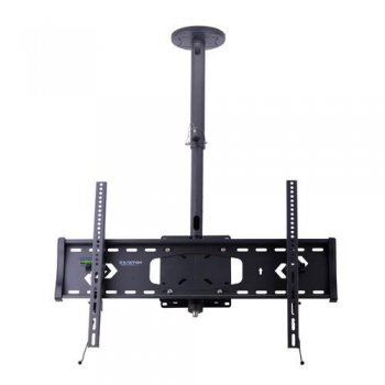 "Кронштейн Kromax COBRA-3 серый for Tv 17""-40"", ceiling, barbell 1100-1850 mm"