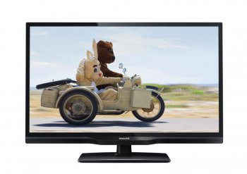 "Телевизор-LCD Philips 20"" 20PHH4109/60 black HD READY 100Hz PMR DVB-T/C (RUS)"