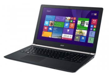 "Ноутбук Acer Aspire V Nitro VN7-591G-598F Black Edition Core i5 4210H/8Gb/1Tb/SSD8Gb/nVidia GeForce GTX 860M 2Gb/15.6""/IPS/FHD (1920x1080)/Windows 8.1"