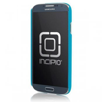 Чехол Incipio для Galaxy S 4 Feather голубой