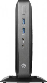Тонкий клиент ПК HP Flexible t520 GX 212JC 1.2GHz/4Gb/SSD 16Gb/Win Embedded Standard 8 Standart 64/WiFi/BT
