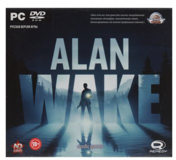 Компьютерная игра Alan Wake (русская версия) PC-DVD (Jewel)