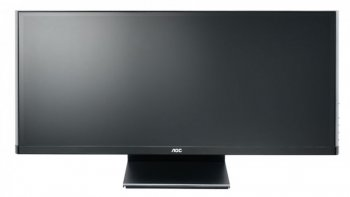 "Монитор AOC 29"" q2963Pm/01 Titan grey IPS LED 6ms 21:9 DVI HDMI M/M 50M:1 250cd DisplayPort MHL"