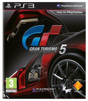 Игра для Sony PlayStation Gran Turismo 5 (Essentials) [PS3, русская версия] (RUS)