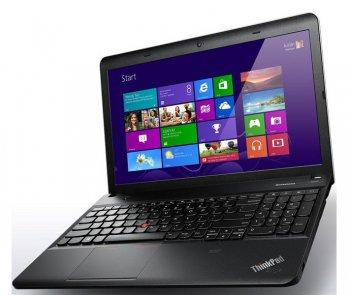 "Ноутбук Lenovo ThinkPad Edge E540 Core i5-4210M/4Gb/500Gb/DVDRW/HD4000/15.6""/HD/Mat/Win 7 Professional 64/black/BT4.0/Win8Pro/6c/WiFi"