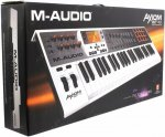 Клавиатура MIDI M-Audio Axiom air 49 (4 октавы, USB)
