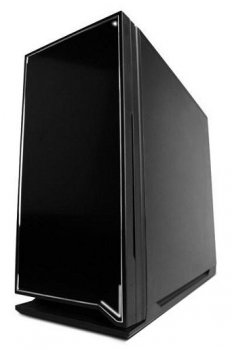 Корпус NZXT H2 черный w/o PSU ATX 1x120mm 1x140mm 3xUSB2.0 1xUSB3.0 audio front door bott PSU