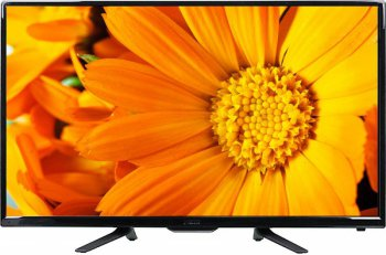 "Телевизор-LCD 32"" Mystery M-3231LTA2 черный/HD READY/50Hz/DVB-T/DVB-T2/DVB-C/USB/WiFi/Smart (RUS)"