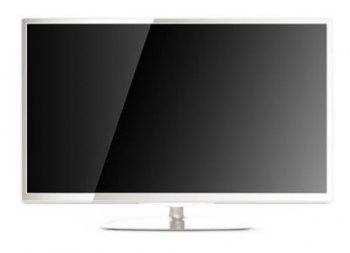 "Телевизор-LCD 24"" Mystery M-2429LTA2 white white HD READY USB MediaPlayer WiFi DVB-T2 (RUS) SMART"