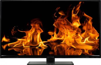 "Телевизор-LCD Supra 39"" S-LC40T420FL черный/HD READY/400Hz/DVB-T2/DVB-C/USB (RUS)"