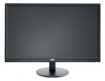 "Монитор AOC 23.6"" e2470swda/01 Black TN LED 5ms 16:9 DVI M/M 20M:1 250cd"