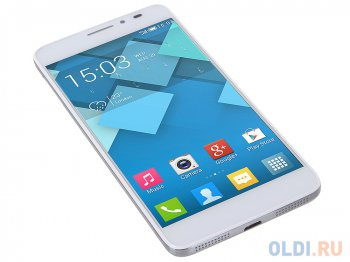 Смартфон Alcatel OT6043D IDOL X+ (2SIM) (White)