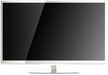 "Телевизор-LCD 22"" Mystery M-2229LT2 white Narrow frame white FULL HD USB MediaPlayer DVB-T/T2/C 170 HDMI (RUS)"