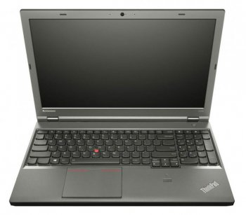 "Ноутбук Lenovo ThinkPad T540p Core i5-4210M/8Gb/500Gb+8Gb/DVDRW/int/15.6""/HD/Win 7 Professional 64 + Win 8.1 Pro 64/black/BT4.0/SSHD/FPR/6c/WiFi/Cam"