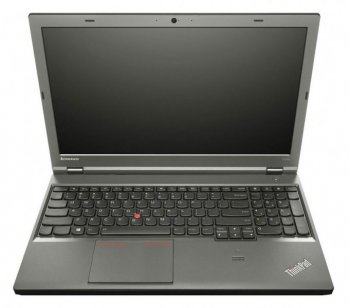 "Ноутбук Lenovo ThinkPad T540p Core i7-4710MQ/12Gb/1Tb+16Gb/DVDRW/HD4600 1Gb/15.6""/HD/Mat/Win 7 Professional 64 + Win 8.1 Pro 64/black/BT4.0/SSHD/Win8."
