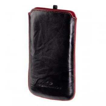 Чехол Tom Tailor Crumpled Colors H-115822 black/red для iPhone 4/4S/HTS Rhyme/Mozart