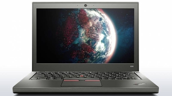 "Ноутбук Lenovo ThinkPad X250 Core i3 5010U/4Gb/500Gb/Intel HD Graphics 5500/12.5""/HD/Windows 7 Professional 64/black/WiFi/BT/Cam"
