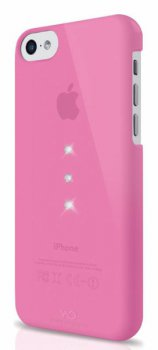 Чехол White Diamonds для iPhone 5c Trinity розовый (1220TRI41)