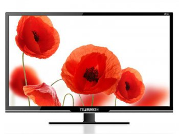 "Телевизор-LCD Telefunken 31.5"" TF-LED32S12T2 black HD READY USB DVB-T2 (RUS)"