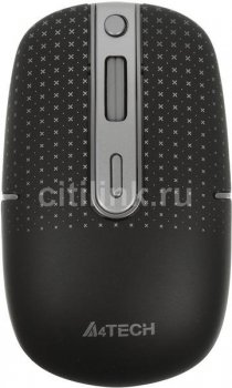 Мышь беспроводная A4-Tech G9-557HX black Holeless Wireless USB