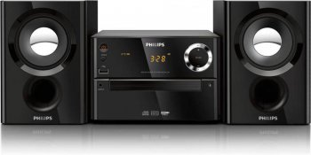 Микросистема Hi-Fi Philips MC-M1150/12 черный