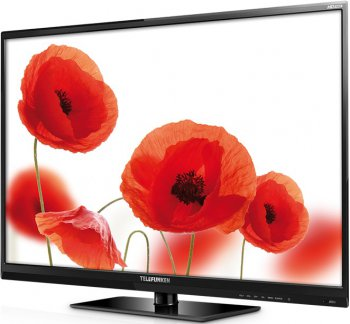 "Телевизор-LCD Telefunken 31.5"" TF-LED32S7 черный/HD READY/USB (RUS)"