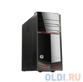 Системный блок HP Envy 810-200nr <J2G74EA> i7-4790/8Gb/2Tb+128Gb SSD/NV GTX 745 4Gb/Win 8.1