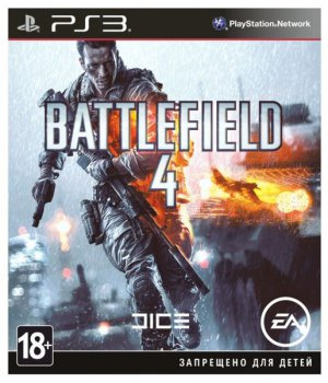 Игра для Sony PlayStation Sony Battlefield 4 (RUS)