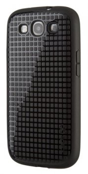 Чехол Speck для Galaxy S3 PixelSkin HD black