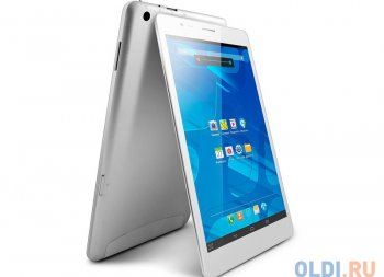 "Планшетный компьютер BlissPad M8040w 16Gb 8"" 3G PLS 1280x800/1G/16G/Android 4.2.2/MT8389 1.2GHz Quad/Wi-Fi/3G/BT/GPS/0.3-5AF/case/4200mAh/White"
