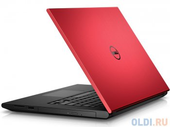 "Ноутбук Dell Inspiron 3543 i7-5500U (2.4)/8G/1T/15,6""HD/NV GT840M 2G/DVD-SM/BT/Win8.1 (3543-8383) (Red)"