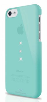 Чехол White Diamonds для iPhone 5c Trinity Mint (1220TRI53)