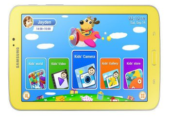 "Планшетный компьютер Samsung SM-T210 Kids OMAP 4430 (1.2) 2C A9/RAM1Gb/ROM8Gb/7"" WSVGA 1024*600/WiFi/BT/3Mp/1.3Mp/GPS/And4.1.2/yellow"