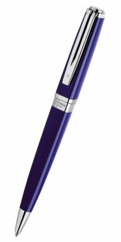 Ручка шариковая Waterman Exception Slim Blue ST Mblue S0637120 KM