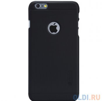 Чехол Nillkin Super Frosted Shield для Iphone 6 Plus (Цвет-черный), T-N-Iphone6P-002