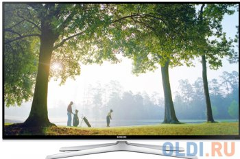 "Телевизор-LCD 55"" Samsung UE55H6500AT black FULL HD 3D USB WiFi (RUS) SMART , 400CMR, 3D sound"