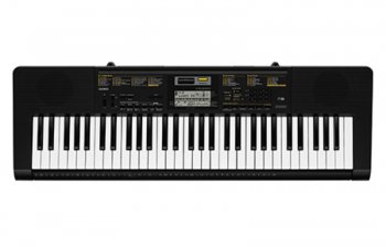 Синтезатор Casio CTK-2400 (61Key,400Ton,150Rh,Sampler(3x1sec),USB,AUX,StepUpLesson,2x2w +БП