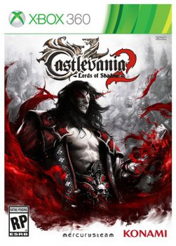 Игра для Xbox Microsoft Castlevania: Lords of Shadow 2 русская документация