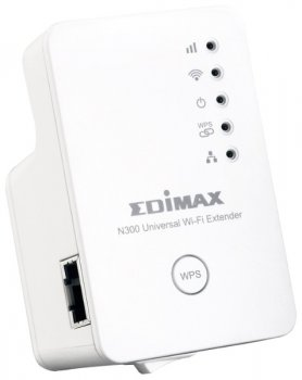 Репитер Edimax EW-7438RPn Wireless 2.4-2.48GHz 10/100 Mbit