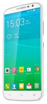 Смартфон Alcatel OT7050Y POP S9 (White/Pure White Glossy)