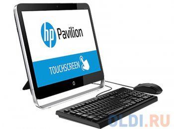 "Моноблок HP Pavilion 23-p052nr 23"" FHD Touch i7 4785T/8Gb/2Tb/GeForce 810A 2Gb/DVDRW/W8.1 64/клавиатура/мышь"
