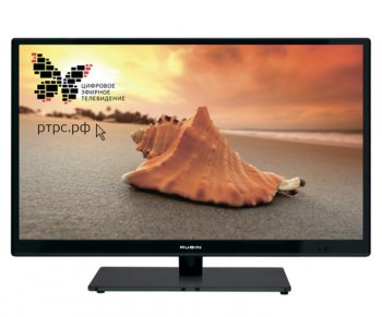 "Телевизор-LCD Rubin 22"" RB-22SE5FT2CBR бронзовый/FULL HD/60Hz/DVB-T/DVB-T2/DVB-C/USB (RUS)"