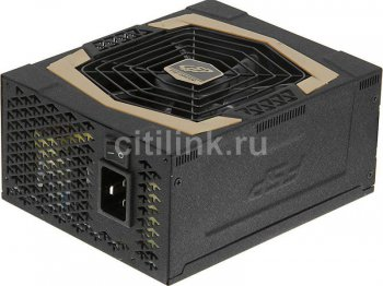 Блок питания FSP ATX 850W Aurum AU-850Pro 80+ gold (24+8+4+4pin) APFC 135mm fan 10xSATA Cab Manag RTL