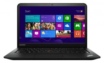 "Ноутбук Lenovo ThinkPad S440 Core i3-4030U/4Gb/128Gb/HD4400/14""/HD/Mat/Win 8 Pro/black/BT4.0/4c/WiFi/Cam"