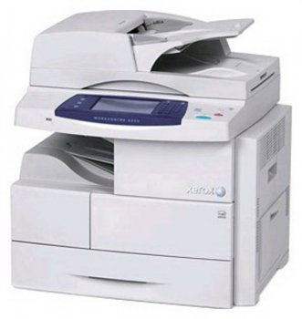 МФУ Xerox 4250V_SD (Копир/ с DADF, А4,Scan To E-Mail, Network Scan, 43стр/мин, Лоток 500л)
